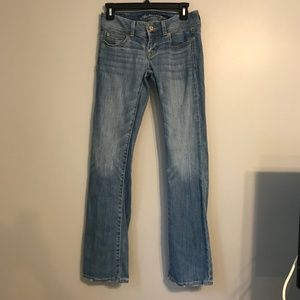 American Eagle Slim Boot Jeans Size 0